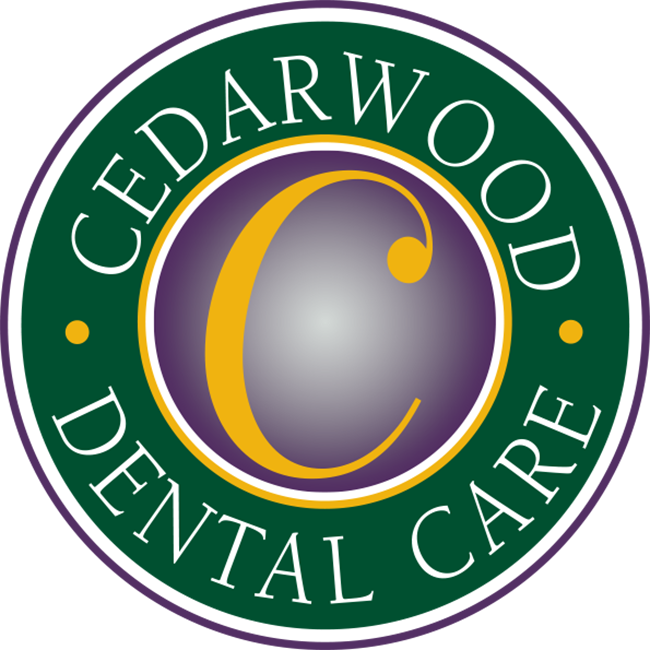 cedarwood dental care logo