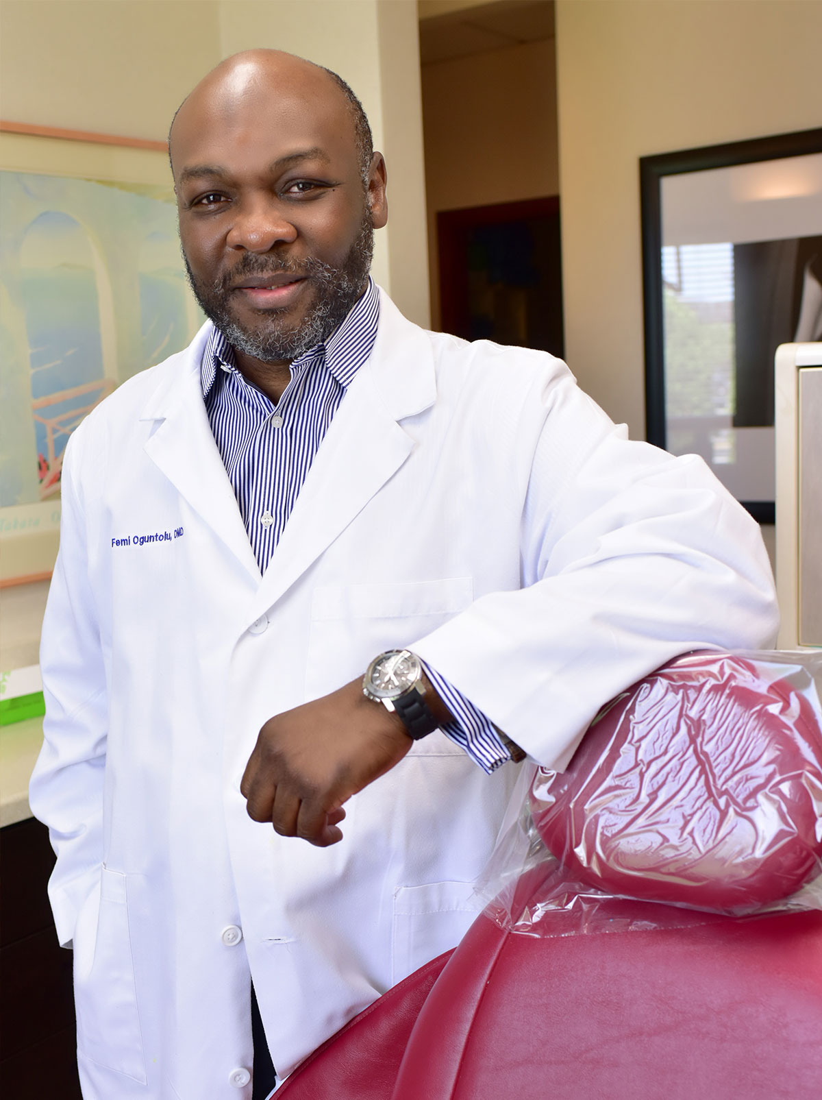 meet dr oguntulu